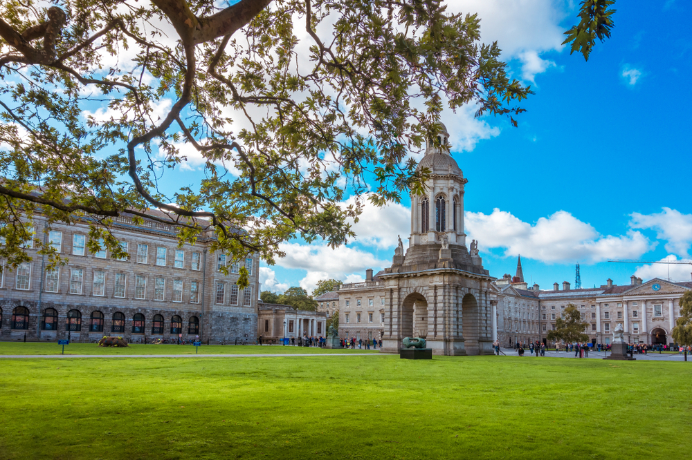 Trinity is best known as the home of Trinity College