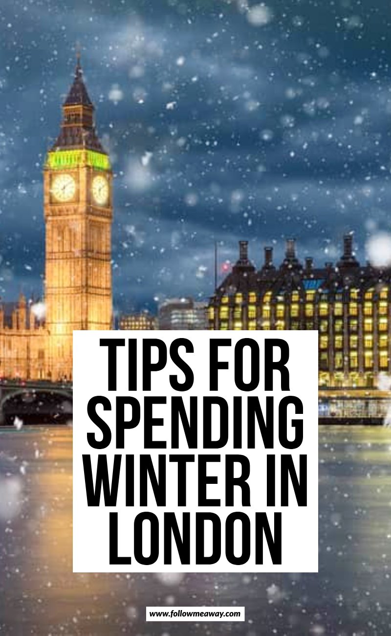 Tips For Spending Winter In London | how to visit europe in the winter | how to spend winter in London | top tips for visiting London in winter | travel guide for London in winter | travel guide for Europe in the winter | cutest places to see in London in winter | best things to do in London in winter | best places to stay in London in winter | seasonal travel guide for London | seasonal travel tips for Europe | winter travel tips for Europe #europe #london #traveltips #winterinlondon #londontravel