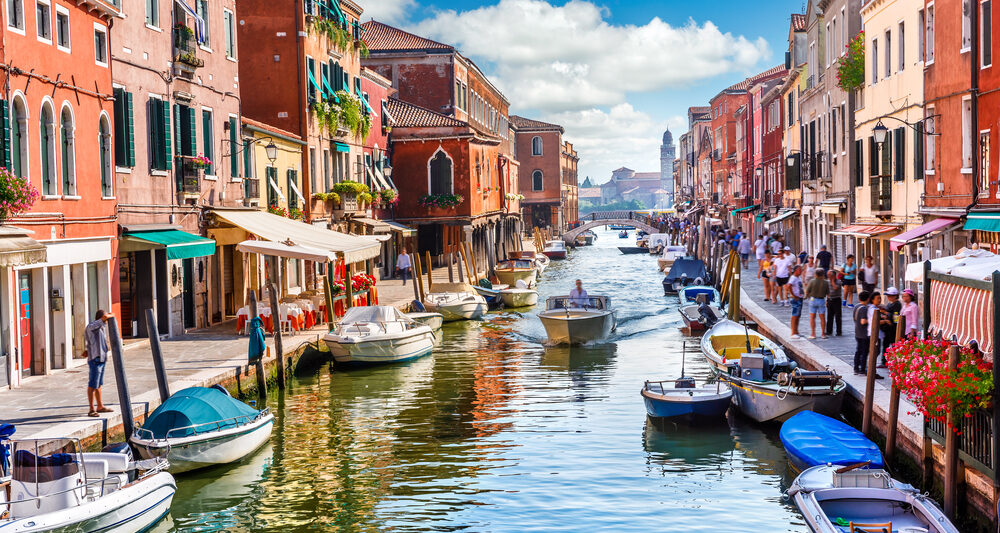 Only have 2 days in Venice? No problem! There is so much beauty you can see!