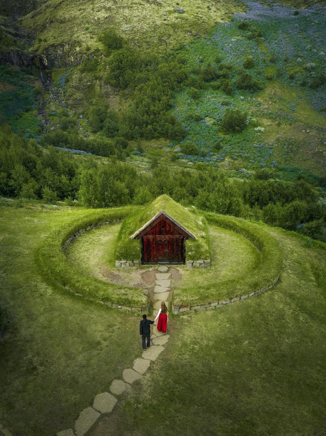 Thjodveldisbaerinn Farm during your 4 days in Iceland