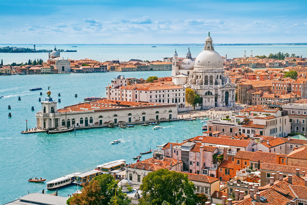 Florence to Venice day trips are possible!