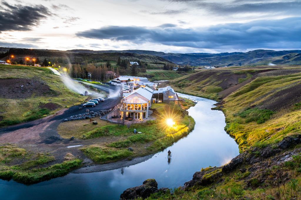 Photo of Frost and Fire Hotel, an epic Iceland honeymoon location