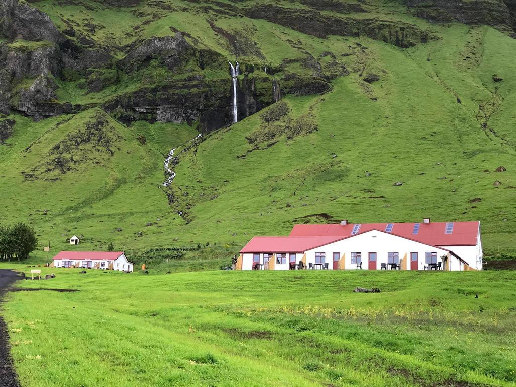 Photo of The Garage, an exquisite Iceland Honeymoon location.