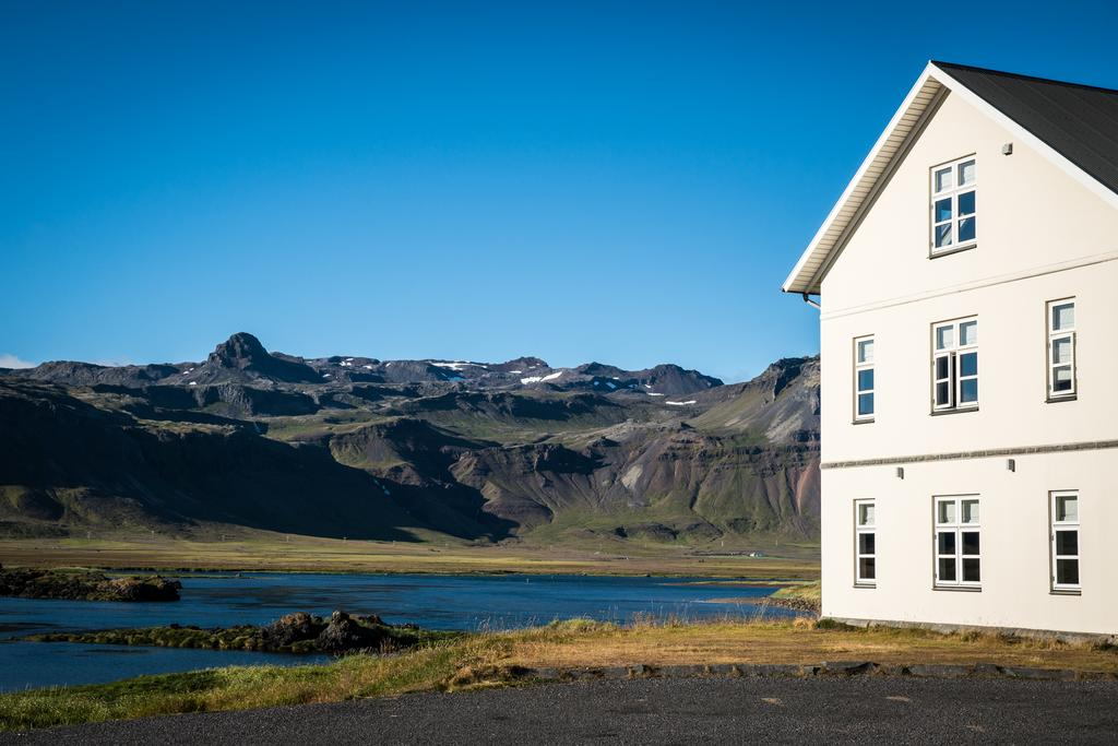 Photo of Hótel Búðir, another great Iceland Honeymoon location for viewing the Northern Lights.