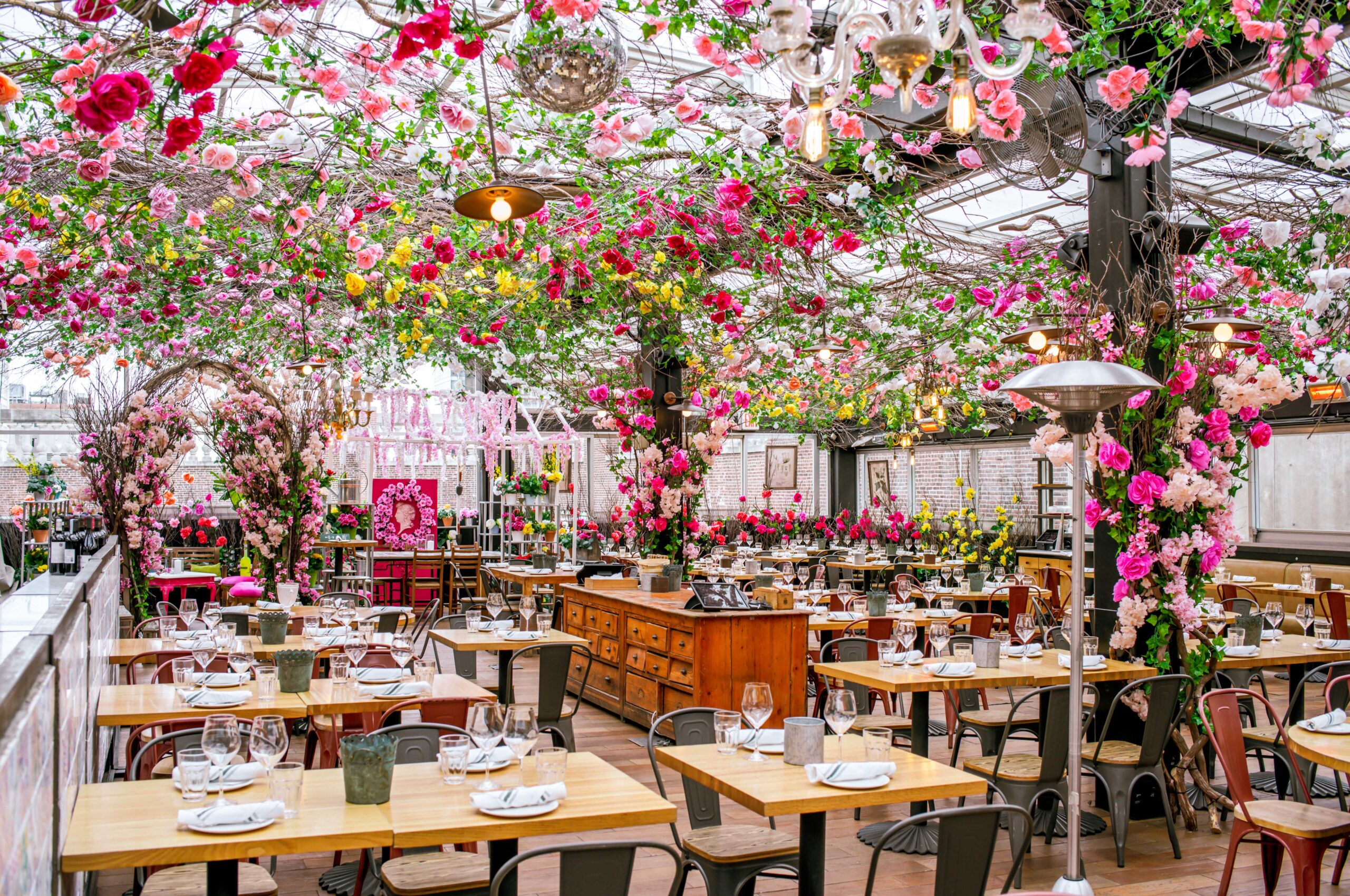 SERRA by Birreria restaurant interior