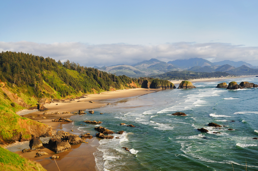 Ecola State Park on your Oregon coast road trip