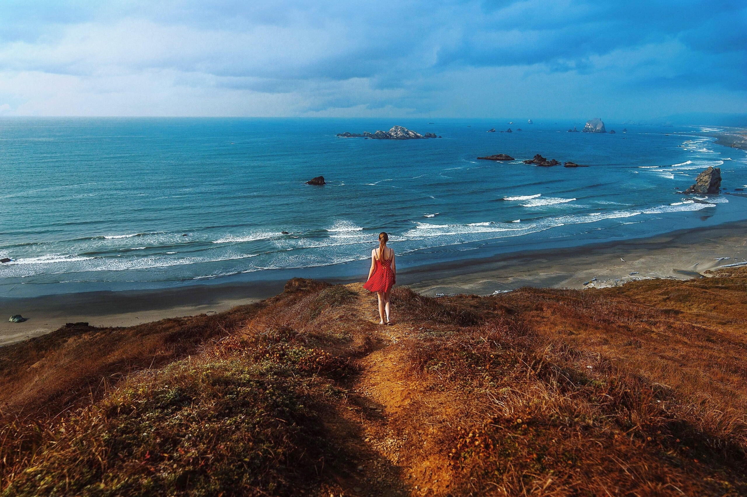 the westernmost point on your Oregon coast road trip