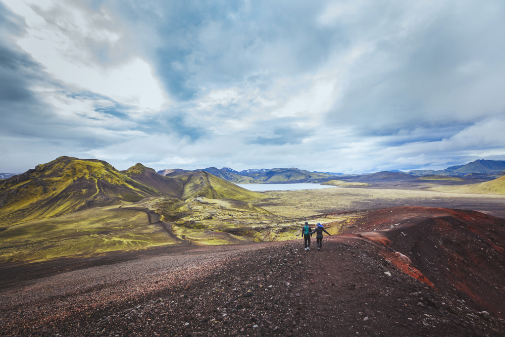 Photo of the Iceland highlands, an excellent tour for your honeymoon in Iceland.