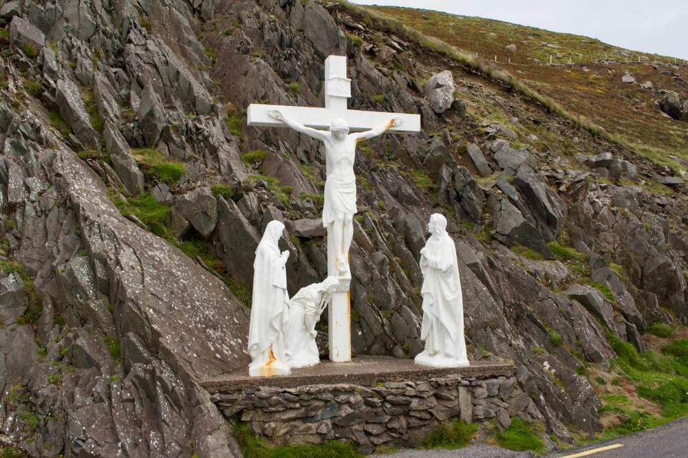 Photo of Crucifix on Slea Head