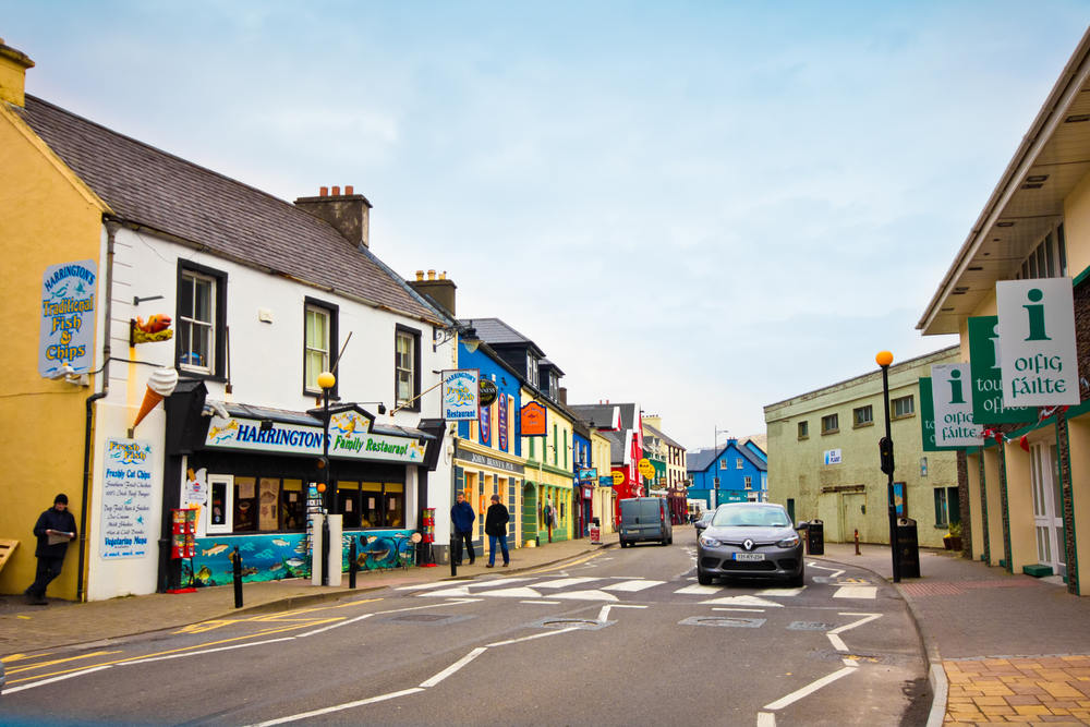 Photo of Dingle Town