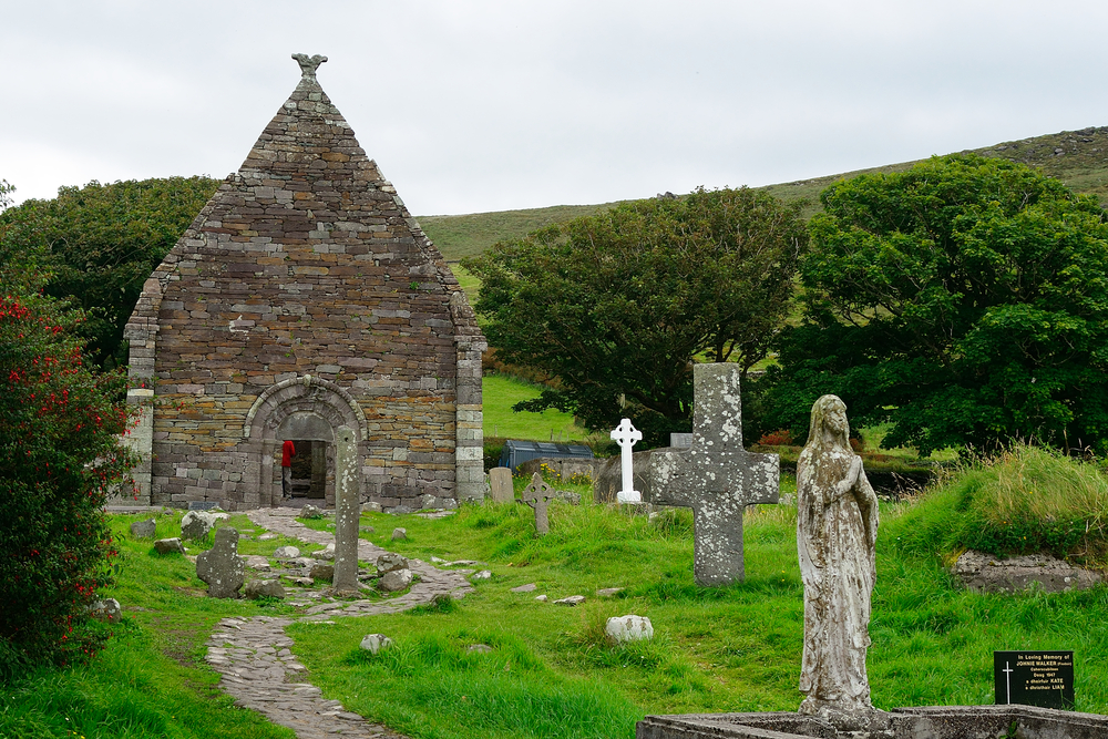Photo of Kilmalkedar Church