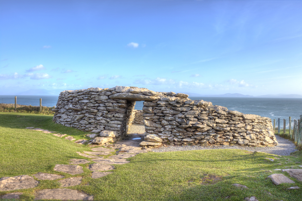 Photo of Dunbeg Fort, a great Slea Head drive stop.