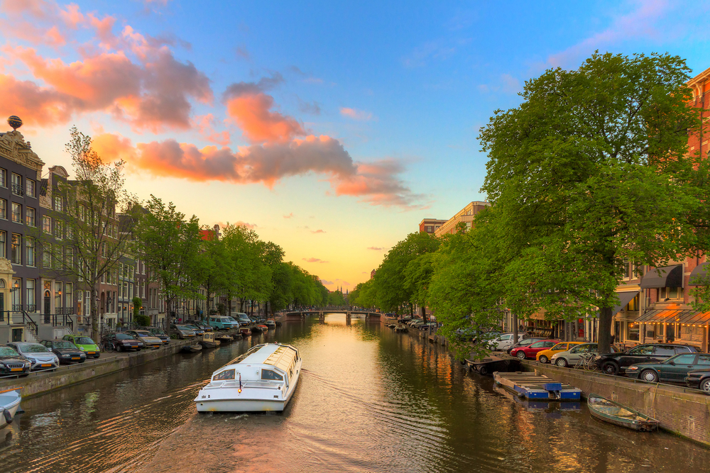 3 Days in Amsterdam Canal Cruise