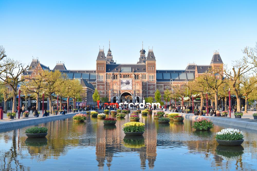 3 Days in Amsterdam Rijksmuseum