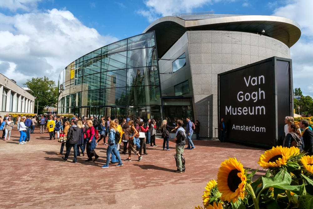 3 Days in Amsterdam Van Gogh Museum