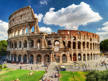 Rome Colosseum 7 Days in Italy