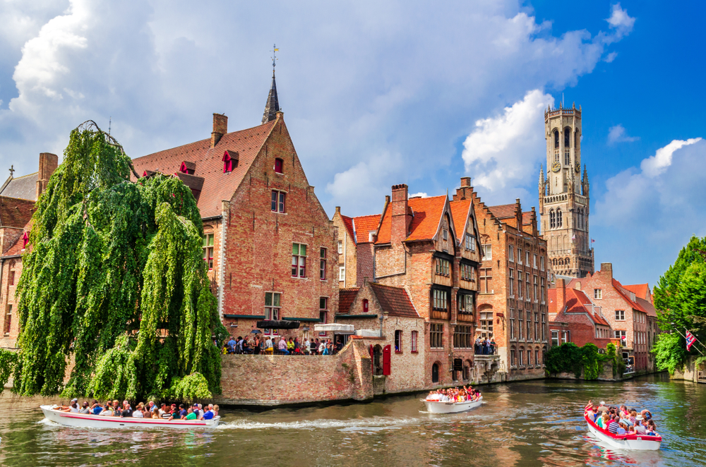 Day Trips From Amsterdam Bruges
