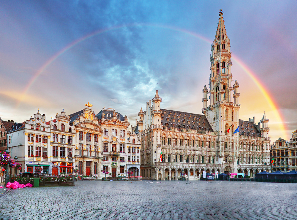 Day Trips From Amsterdam Brussels