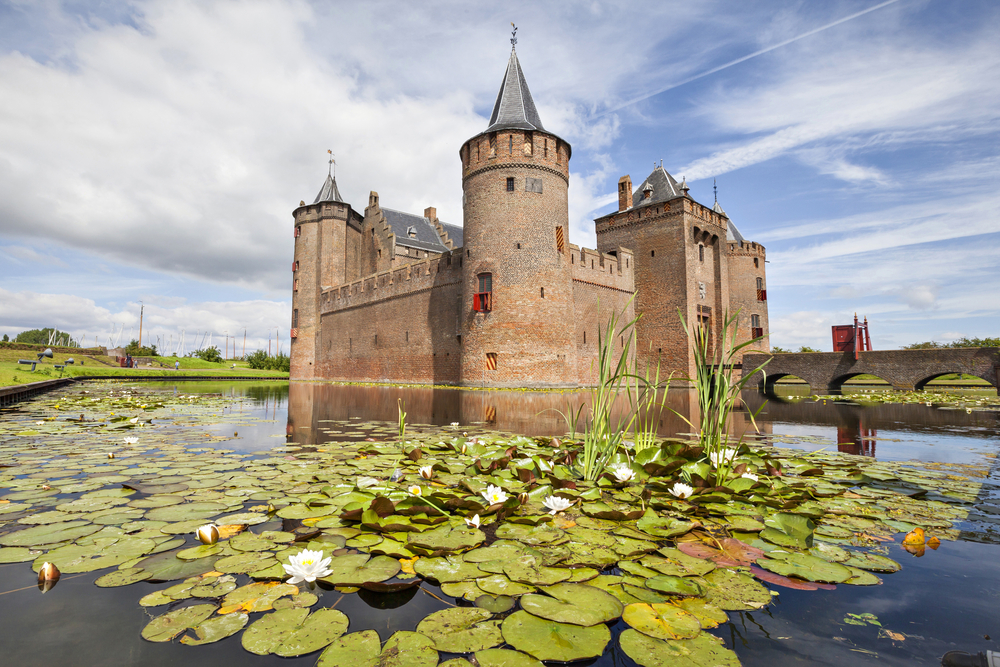 Day Trips From Amsterdam Muiderslot Castle