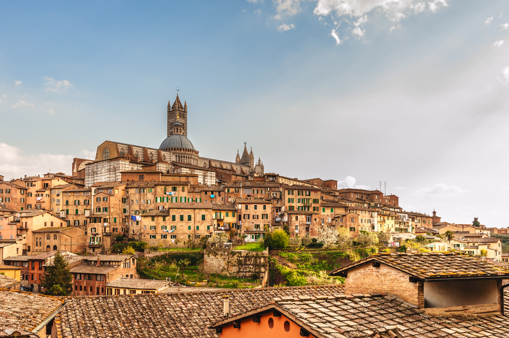 old town Sienna