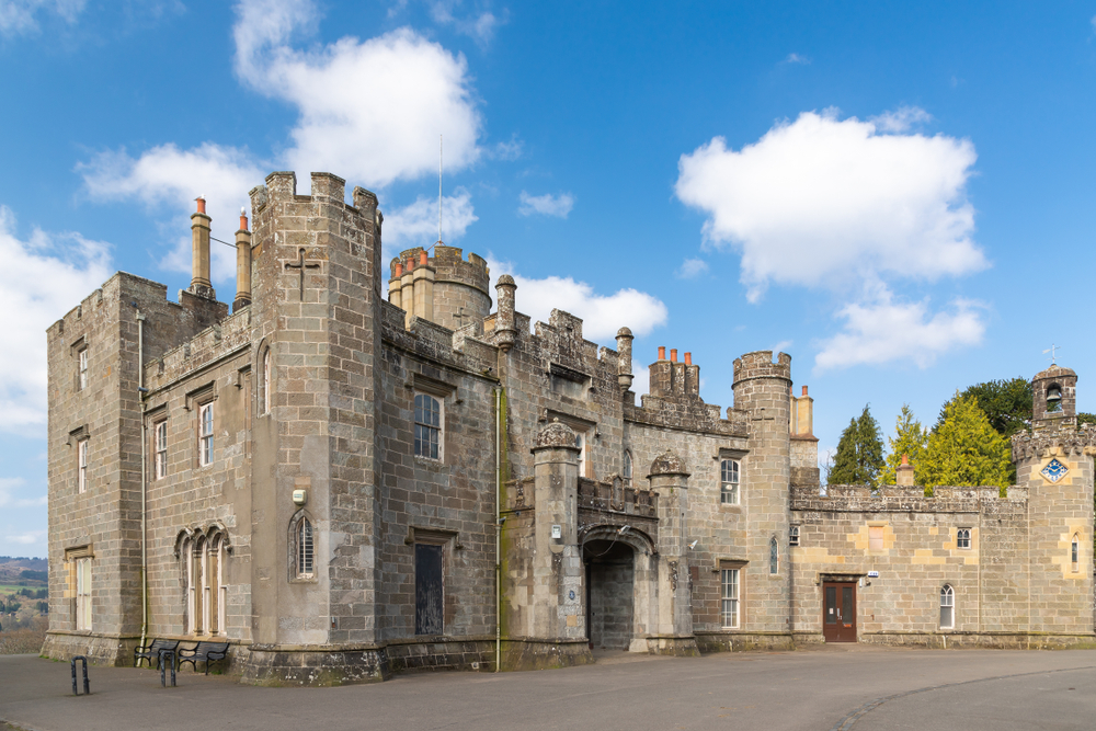 Scotland Road Trip Balloch Castle
