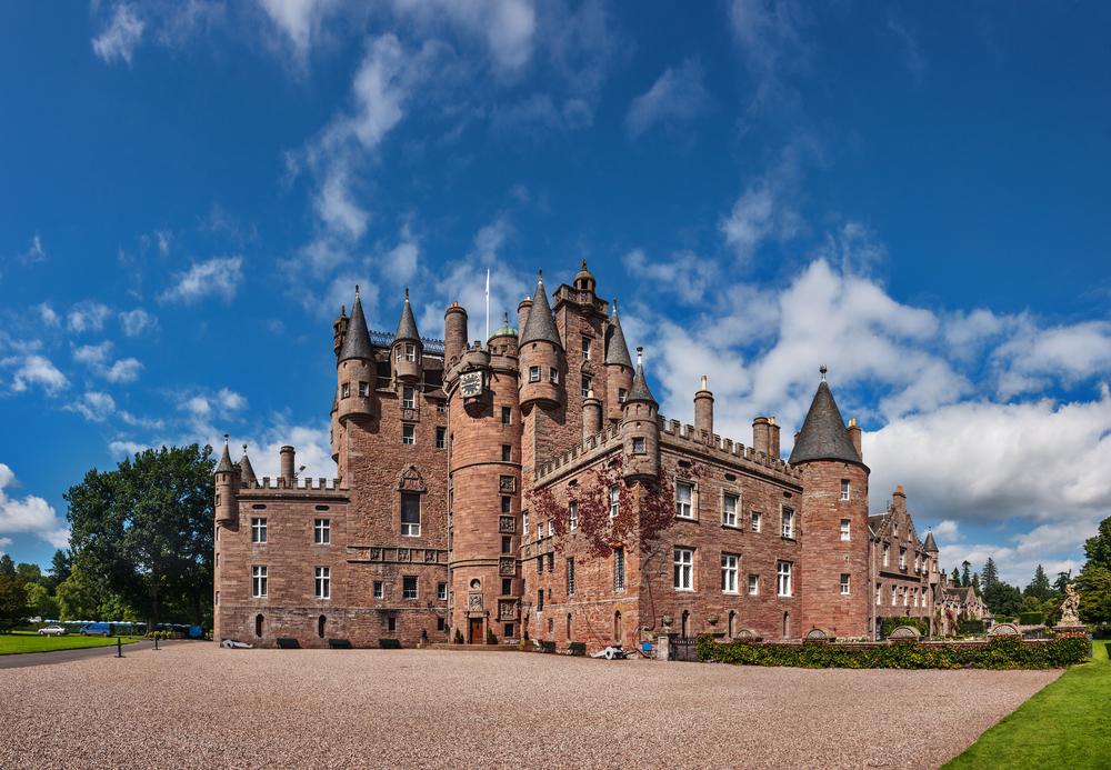 Scotland Road Trip Glamis Castle