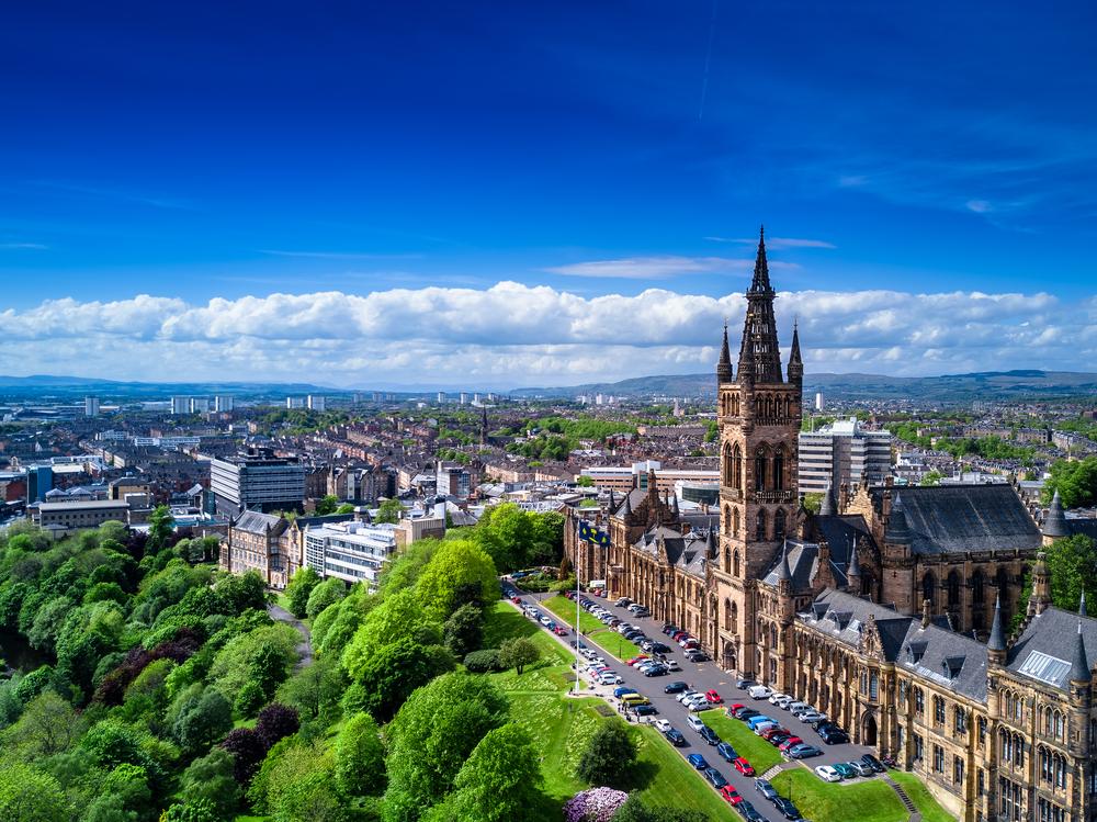Scotland Road Trip Glasgow