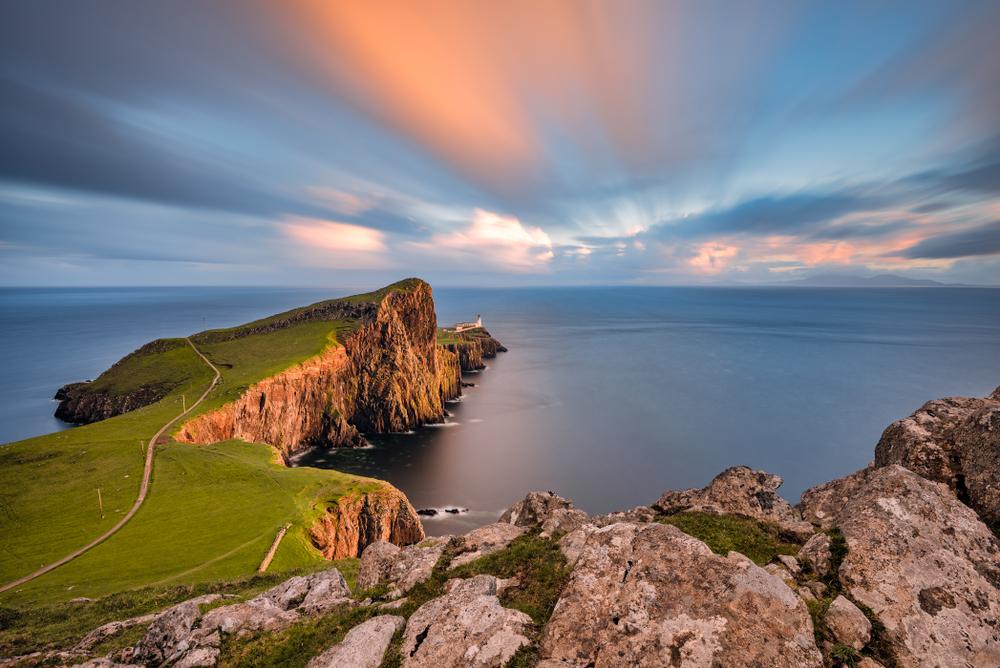 Scotland Road Trip Neist Point Lighthouse