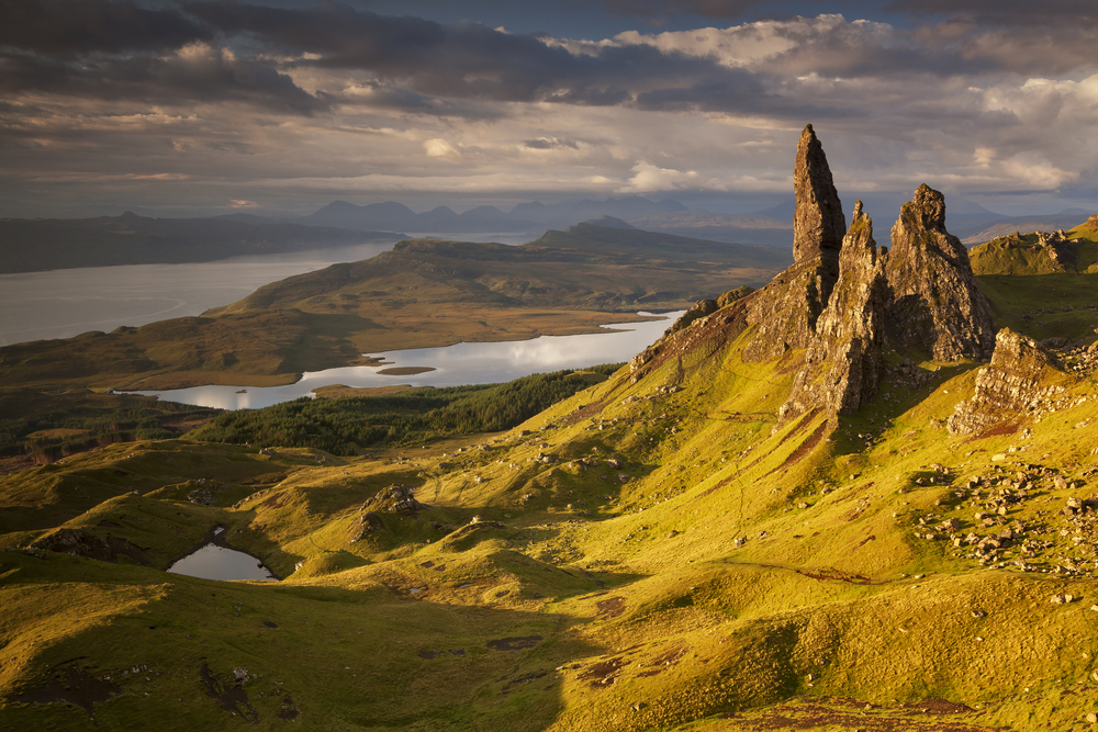 Scotland Road Trip Old Man of Storr
