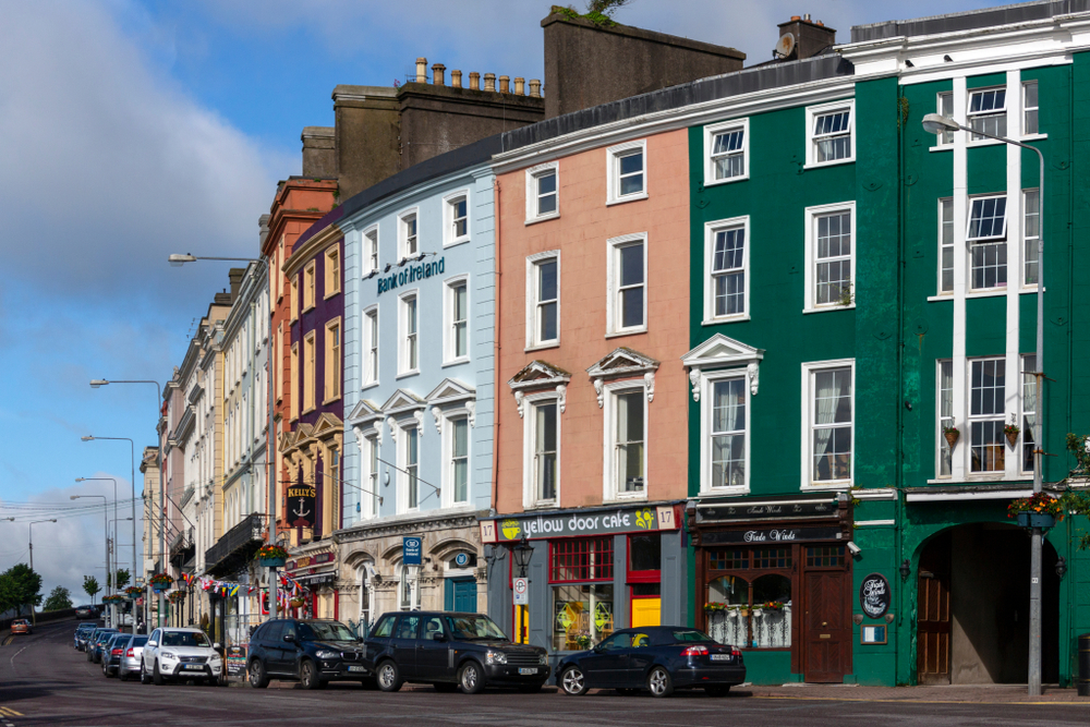 There are many exciting things to do in Cobh, Ireland, such as walking through downtown Cobh