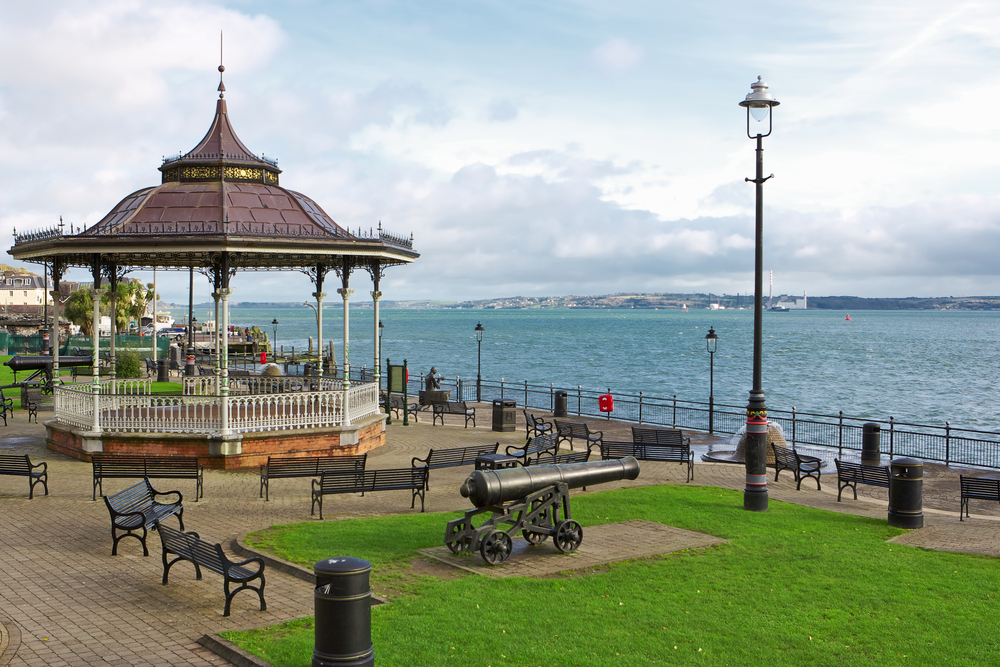 Strolling through Kennedy Park is one of the most relaxing things to do in Cobh