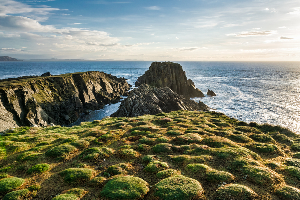 looking out over Malin Head into the North Atlantic is one of the best things to do in Donegal