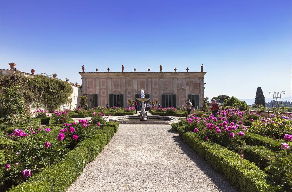 Boboli Gardens in Florence Tuscany