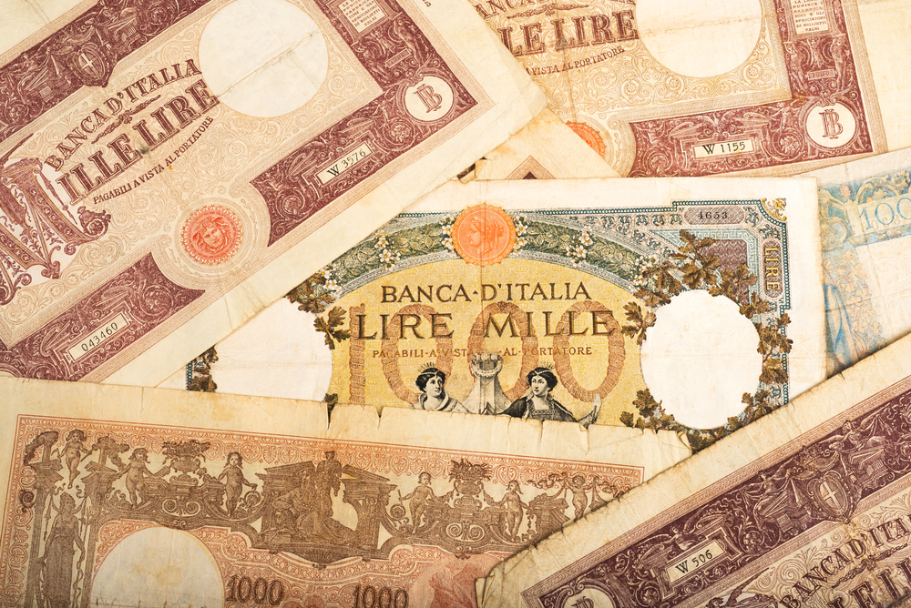 Photo of Italian Money