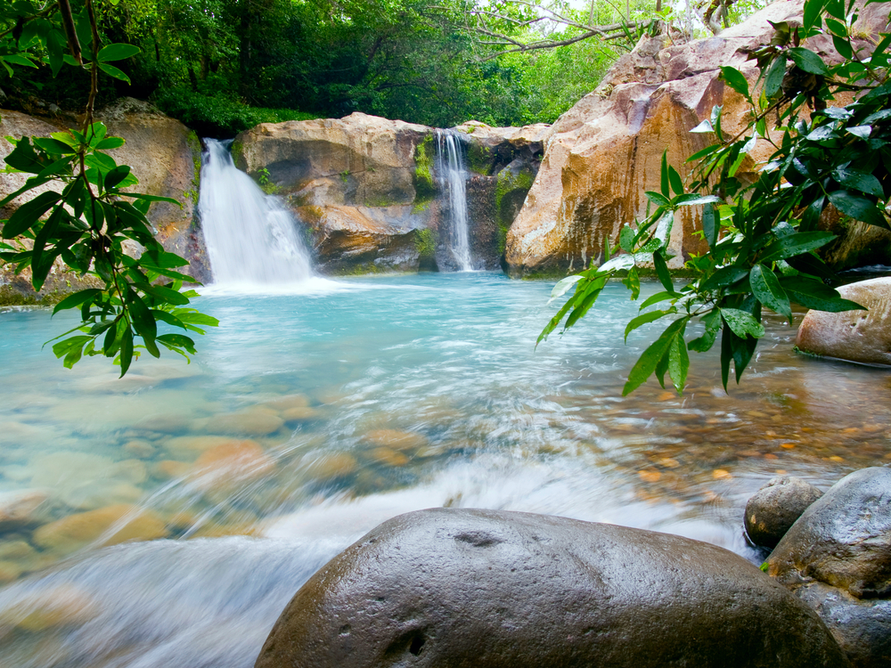beautiful hot springs you can visit on your costa rica honeymoon