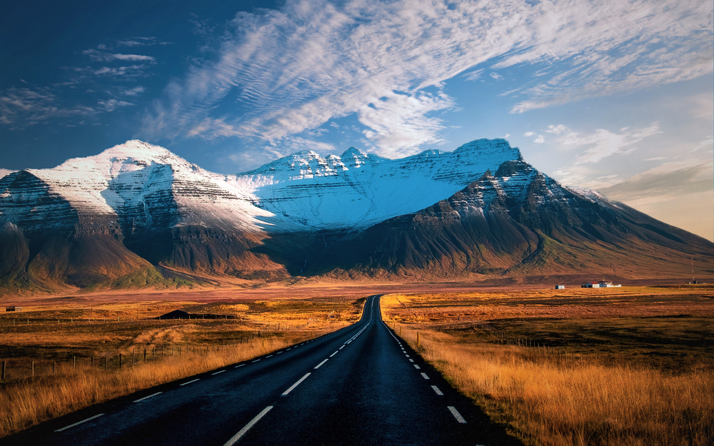 driving the Iceland Ring Road