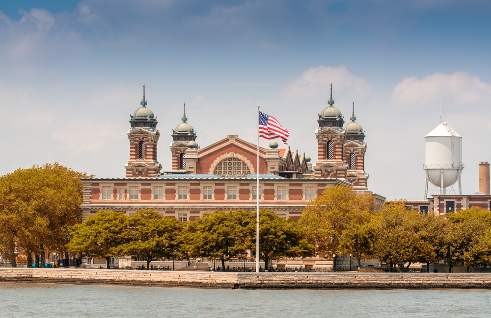 the museum on Ellis Island during your 4 days in New York
