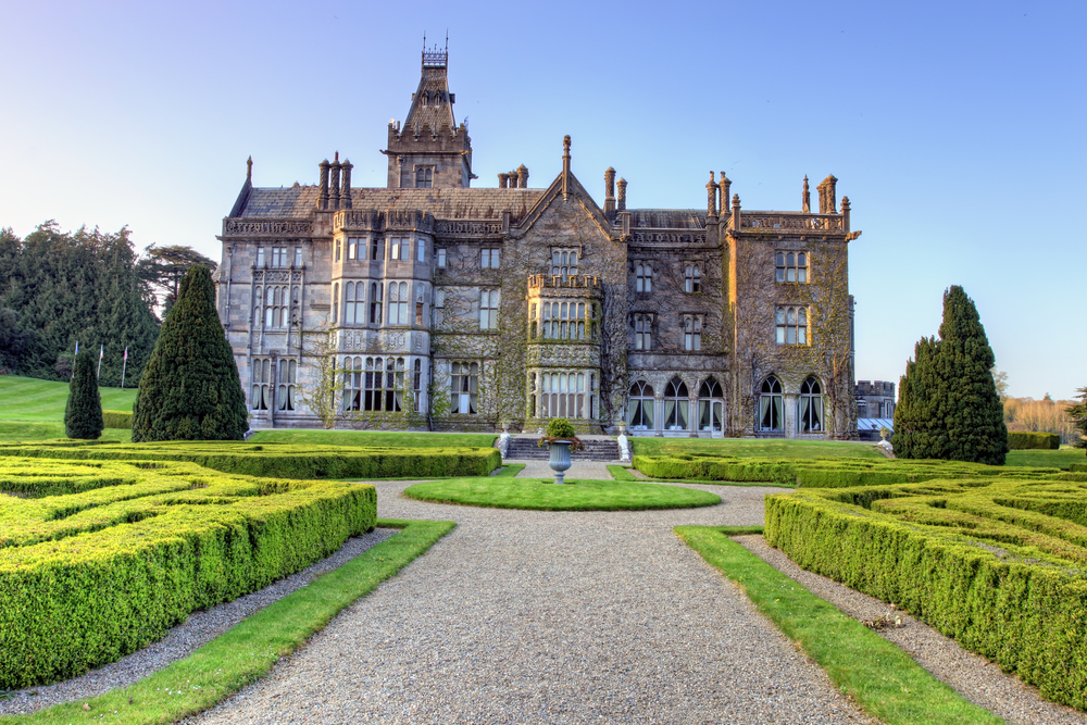 image of Adare Manor in Ireland