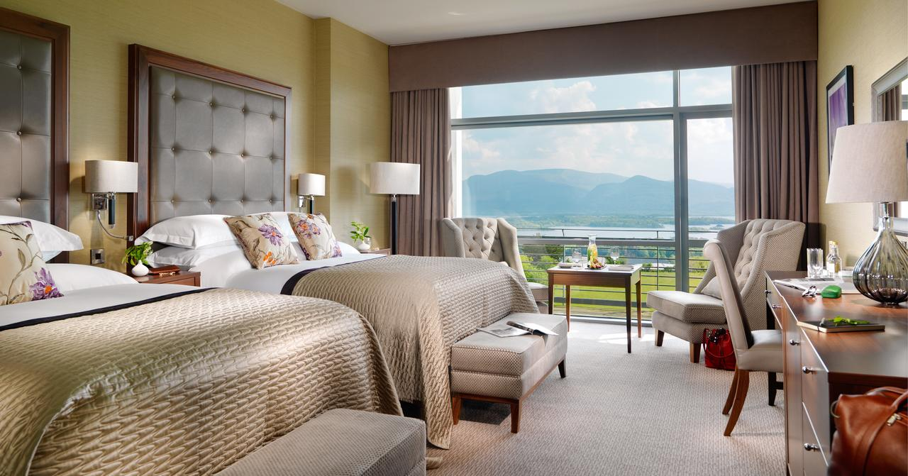 image of accommodations at Aghadoe Heights Hotel