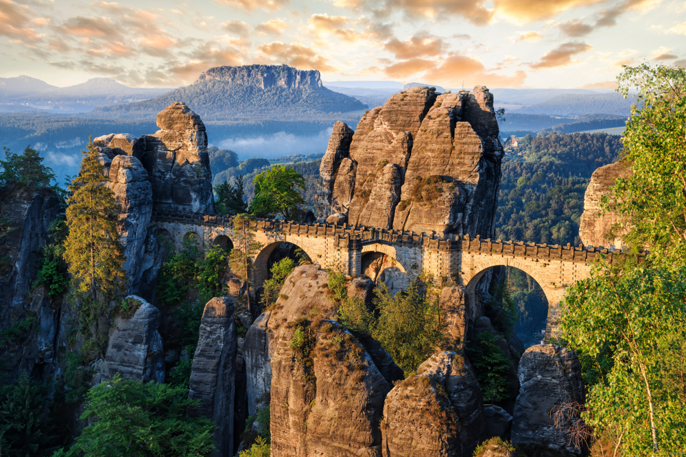 Hidden Gems in Europe Bastei Bridge