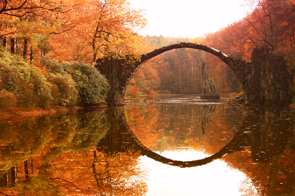 Hidden Gems in Europe Devil's Bridge