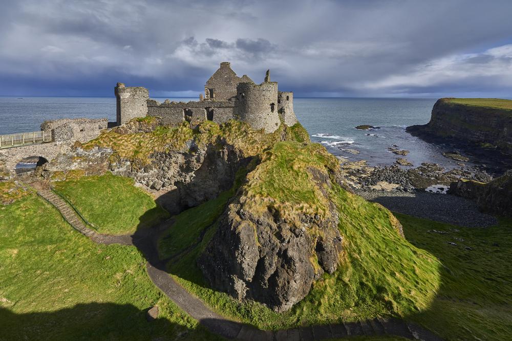 Hidden Gems in Europe Dunluce Castle