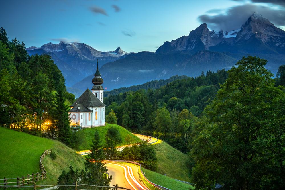 Hidden Gems in Europe Pilgrimage Church Maria Gern