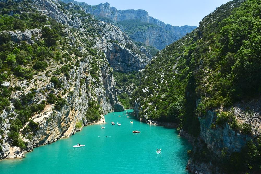 Hidden Gems in Europe Verdon Gorge