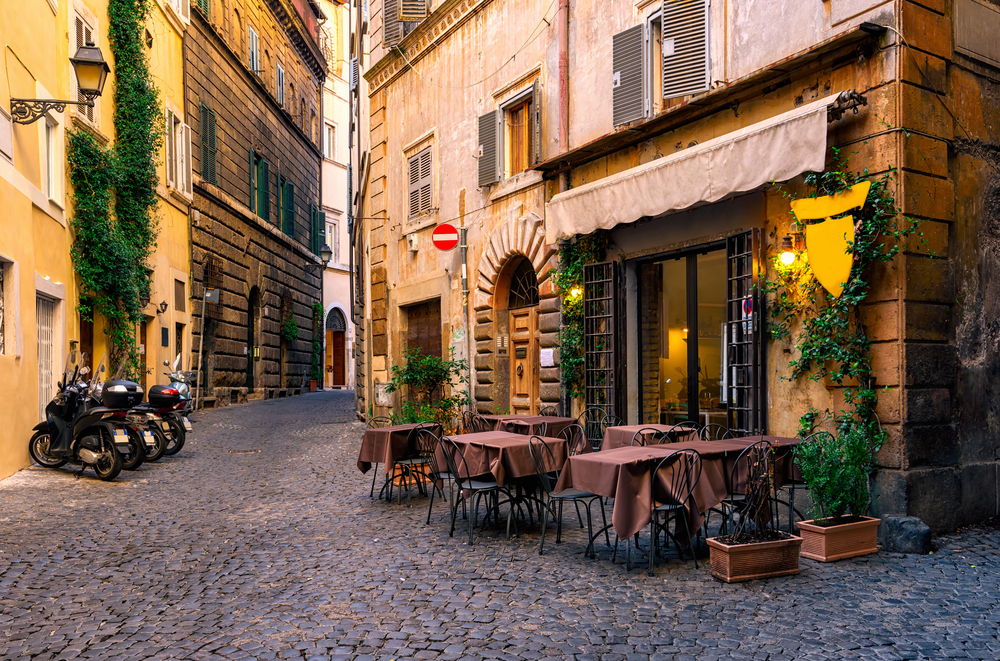 Quotes About Italy Cafe