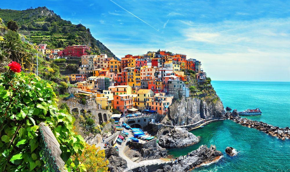 Quotes About Italy Cinque Terre