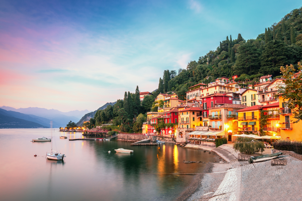 Quotes About Italy Lake Como