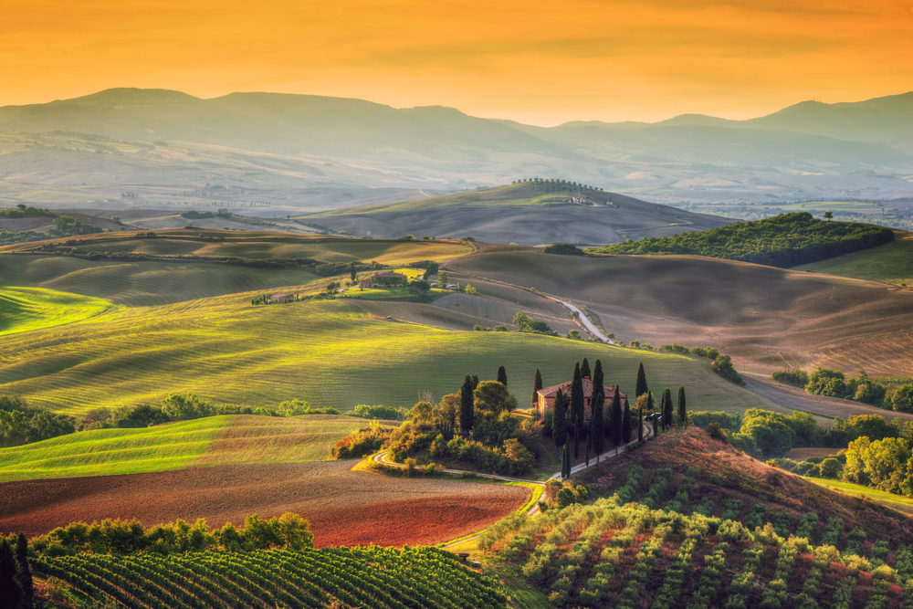 Quotes About Italy Tuscany