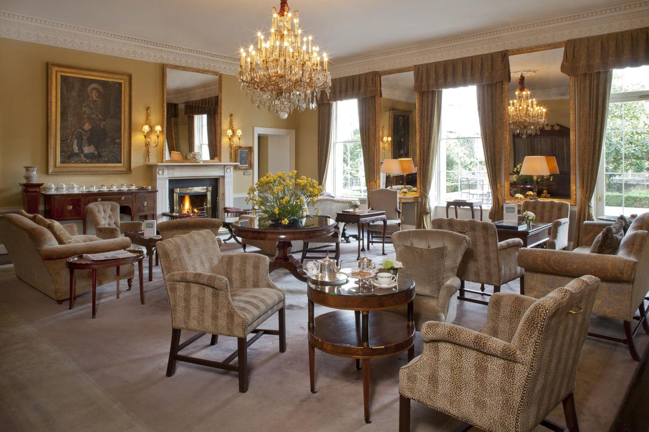 image of the inside of The Merrion Hotel Dublin