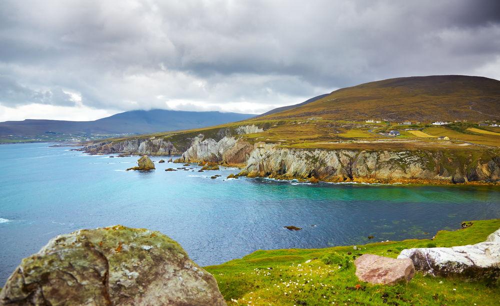 Exploring the three Achill Islands is one of the top things to do in Ireland